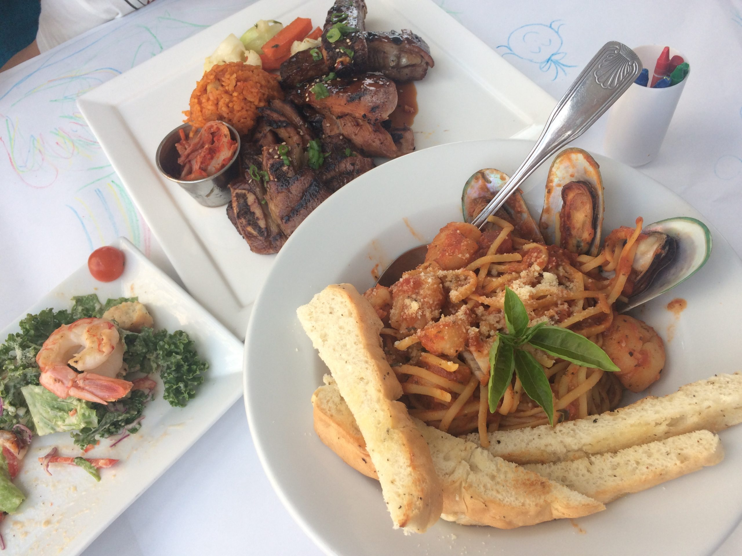 Sea Grill Restaurant グアム