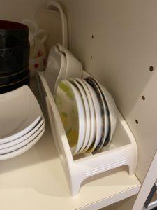 ニトリの購入品 プレートスタンド 小皿用